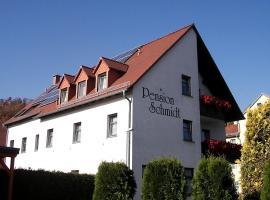 Pension Schmidt, Bad Kösen