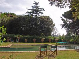 Villa Mezzola, Cerbaia