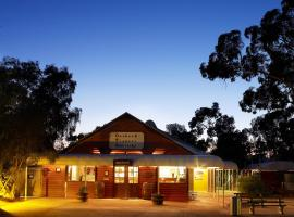 Outback Pioneer Hotel, Ayers Rock