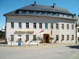 Rathaus Hotel Jöhstadt, Jöhstadt