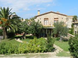 Casa Rural Can Ginesta, Sant Feliu de Boada