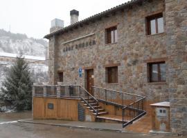 Hotel Casa Duaner, Guardiola de Berga