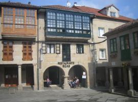 Hotel Restaurante Rúas, Pontevedra