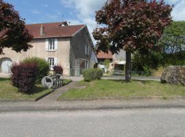 Gîte Chez Deplante, Breurey-lès-Faverney