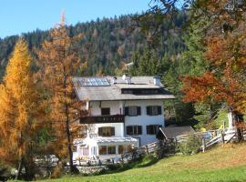 Berggasthof Pension Pfitscher, Unsere Liebe Frau im Walde