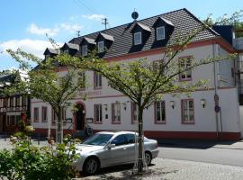 Hotel Weisses Ross, Lahnstein
