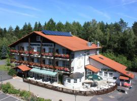 Waldhotel Hubertus, Eisfeld