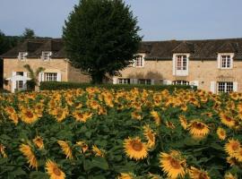 Domaine des Hirondelles, Saint-Vincent-de-Cosse