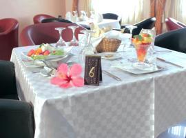 Hotel Mansel, Yaoundé