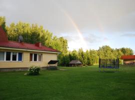 Järvesilma Tourism Farm, Jeti