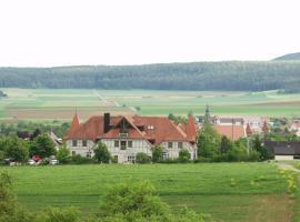 AKZENT Landhotel Thüringer Hof, Ostheim
