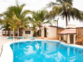 Costa Azul Hotel & Spa, Zorritos