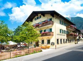 Hotel Gasthof Alter Wirt, Farchant