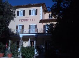 Albergo Ristorante Ferretti, Monteluco