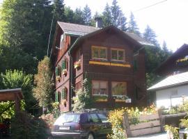 Haus Gruber, Altaussee