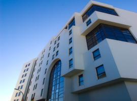 Hotel Apartamento Sinerama, Sines