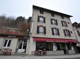 Hôtel Restaurant De La Gare, Laroquebrou