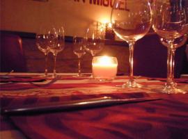 Hostal Restaurante San Miguel, Fuentes de Ebro