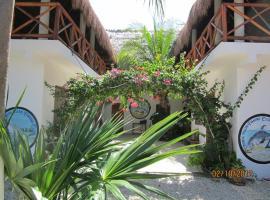 Casa Pascale, Punta Allen