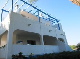 Villa Flora Studios & Apartments, Conca Specchiulla