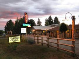 The Cedaredge Lodge, Cedaredge
