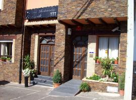 Hotel El Puente, Pinofranqueado