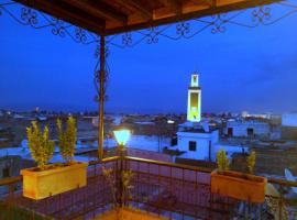 Riad Benchekroun, Meknès