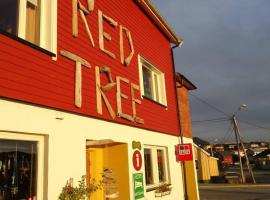 Red Tree Guesthouse, Mehamn