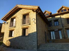 La Solana de Jaca- Casa La Sierra, Novés