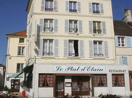 Logis Hotel Le Plat D'etain, Jouarre