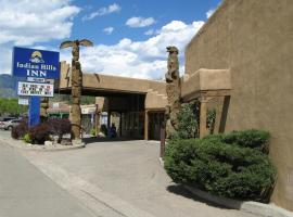 Indian Hills Inn, Taos Plaza, Taos