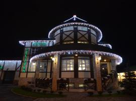 Polska Restauracja Hotel, Petropavlovskaya Borshchagovka