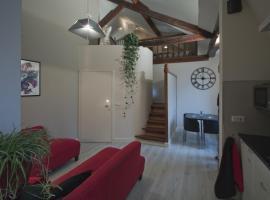 Appartement Stokroos, Lottum