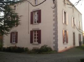 Les Glycines, Mouchamps