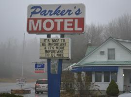 Parker's Motel, リンカーン