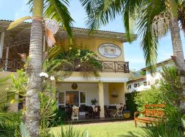 Pousada Villa Maritima, Juqueí