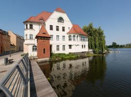 Fewo auf der Dominsel - SEEROSE, Brandenburgas