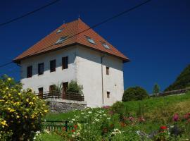 Chambres & restaurant - Au Retour de la Chasse, Villard-Saint-Sauveur