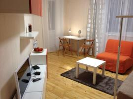 Apartment on Smolina Street