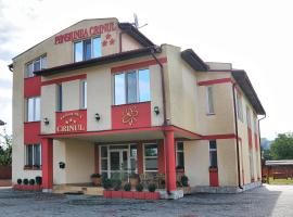 Pensiunea Crinul, Sîngeorgiu de Mureş