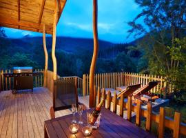 The Resurgence - Luxury Eco Lodge, Motueka