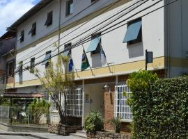 Hotel Mount Everest, Nova Friburgo