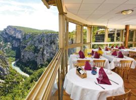 Hotel Grand Canyon du Verdon, Aiguines