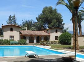 Villa Lisa, Quartucciu