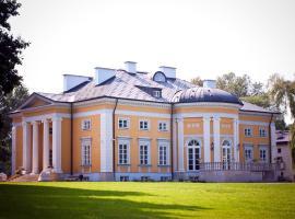 Pałac Pass, Błonie