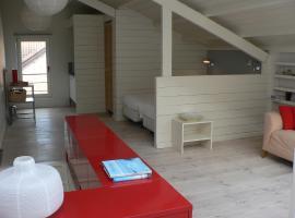 B&B Het Huis met de Loft, Bruges