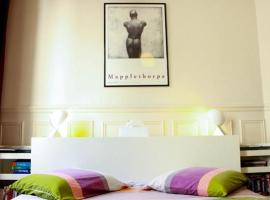 Gay B&B Tour Saint-Jacques, باريس