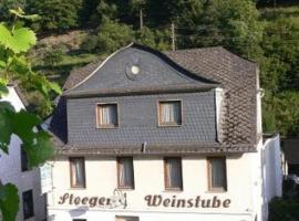 Steeger Weinstube, Bacharach