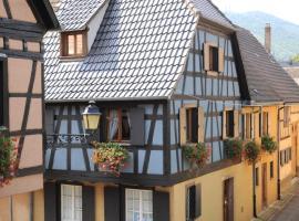 La Maison Bleue, Kientzheim