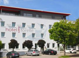 Hotel Forelle Garni, Günding